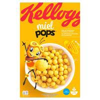 Kellogg's Cereales Miel Pop's 450g