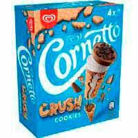 Cornetto Con nata cookies 240g