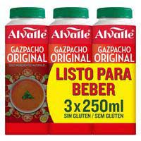 Alvalle Gaspatxo 3x250ml