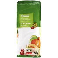 Eroski Edulcorante fructosa en polvo 750g