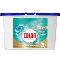 Detergente gel en cápsulas higiene COLON, caja 12 dosis