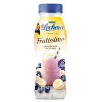La Lechera Yogur líquido Frutíssimo arándanos y plátano 330g