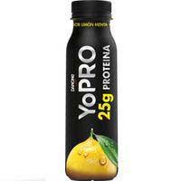 Yopro Yogur líquido de limón y menta proteína 300g