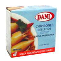 Dani Chipirones salsa 185g