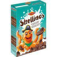 Joe's Farm Pétalos trigo-choco Shellinos 375g