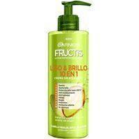 Fructis Crema sense aclarit llis & brillantor 10 en 1 400ml