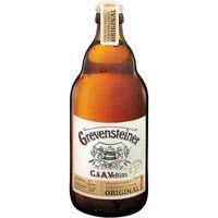 Cervesa artesana alemanyaGREVENSTEINER,botellín50cl