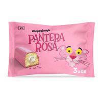 Bimbo Pastelito pantera rosa 3u 165g