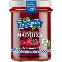 Melmelada de maduixa de temporada LAFAGEDA, flascó 230 g