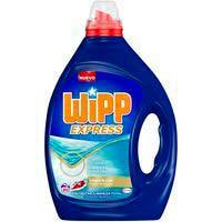 Detergente gel limpio y liso WIPP, garrafa 30 dosis