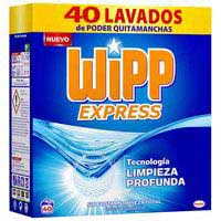 Wipp Det.Polvo azul 40d