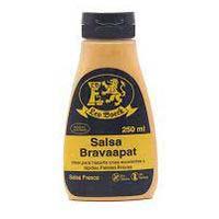 Salsa Bravaapat LEO BOECK, bote 250 ml