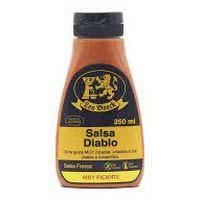 Salsa Diablo LEO BOECK, bote 250 ml