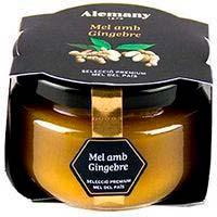 Miel con jenjibre ALEMANY, frasco 150 g