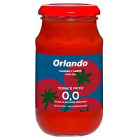 Orlando Tomàquet 0,0 flascó 295g
