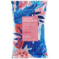 Belle Tovalloletes netegen i refresquen la pell sense alcohol10u