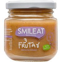 Smileat Pot eco 3 fruites 130g