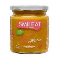 Smileat Pot eco de verdures i gall dindi 230g