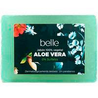 Belle Sabó pastilla aloe 125g
