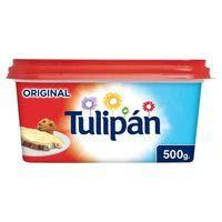 Margarina vegetal TULIPÁN, terrina 500 g