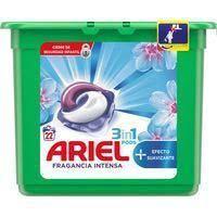 Ariel Detergente cápsula Lenor 22 dosis