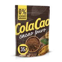 Cola Cao Pur 100% cacau natural sense sucres afegits 250g
