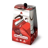 Magefesa Cafetera inducción inox 10 tazas