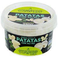 Ensalandia Patatas con ali oli 250g