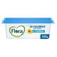 Flora Margarina ligera 250g