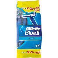 Gillette Maquineta sol ús Blue II més 10 + 2u