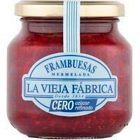 Melmelada zero de gerd LA VELLA FÀBRICA, flascó 280 g