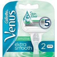 Venus Cargador smooth extra sensitive 2u