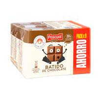 Pascual Batido chocolate 9x200ml
