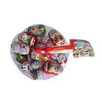 Ninots de Nadal farcit de llet LAICA, 1 unitat., 80 g