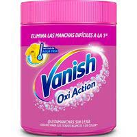Quitamanchas en polvo VANISH Oxy Action, bote 900 g