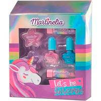 Kit de maquillatge Let be Unicorns 6 pcs MARTINELIA, pack 1 unitat.