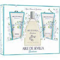 Set para mujer Gardenias AIRE DE SEVILLA, pack 1 ud