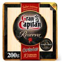 Gran Capità Formatge llegenda vell 10 tallades 200g