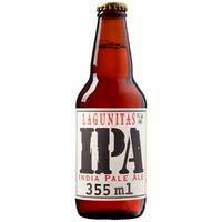 CervesaIpaLAGUNITAS,botellín35,5cl