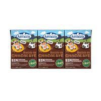 Asturiana batido chocolate 6x200ml