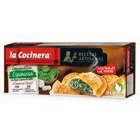 Crestes d'espinacs LA COCINERA, caixa 312 g