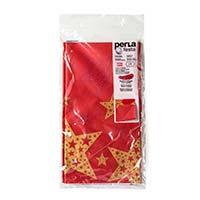 Mantel 1,40x2,20 rojo supreme NV, paquete 1 ud.