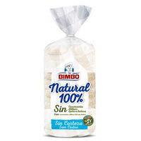 Bimbo Pan natural 100 % s/ 450g