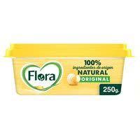 Margarina vegetal FLORA, terrina 250 g