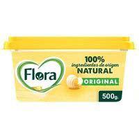 Margarina vegetal FLORA, terrina 500 g