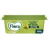 Margarina oliva FLORA, terrina 250 g
