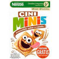Cereals cini mini NESTLE 375g