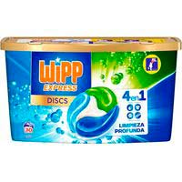 Detergent màquina càpsulesWIPP, caixa 30 dosi