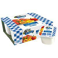 Iogurt sabor pera LAFAGEDA,pack4x125g