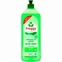 Rentavaixella aloeFROGGY, ampolla 750 ml